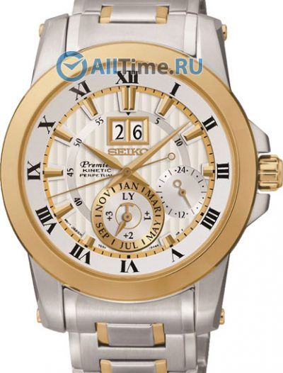 Мужские часы Seiko SNP094J1