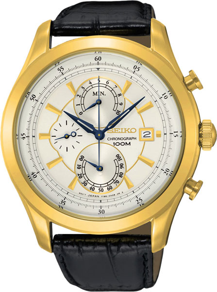 Мужские часы Seiko SPC168P1