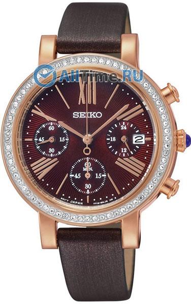 Женские часы Seiko SRW018P1