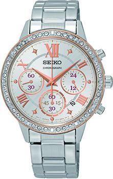 Женские часы Seiko SRW848P1
