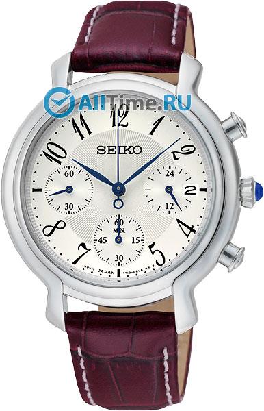 Женские часы Seiko SRW875P2