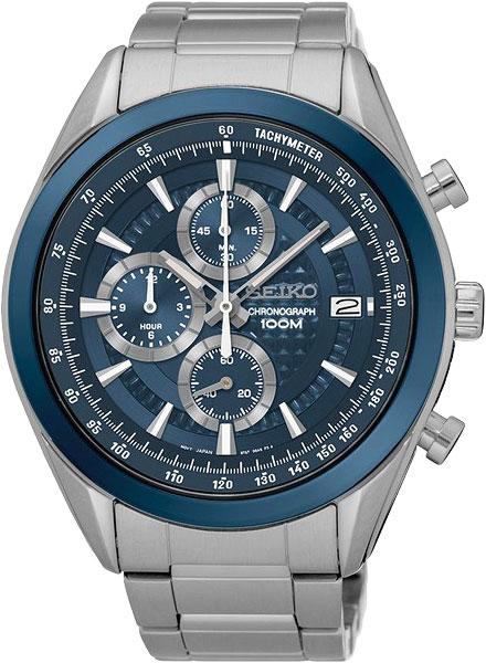 Мужские часы Seiko SSB177P1