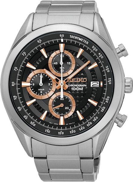Мужские часы Seiko SSB199P1