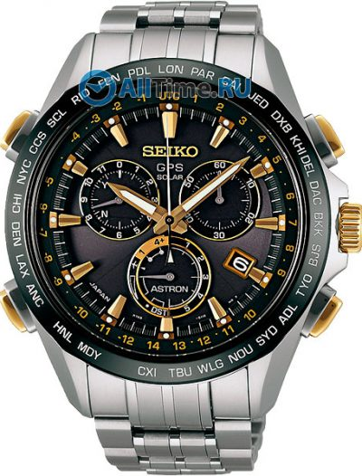 Мужские часы Seiko SSE007J1